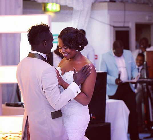 Joseph Yobo's Brother - Gideon Weds Blessing LoveweddingsNG G