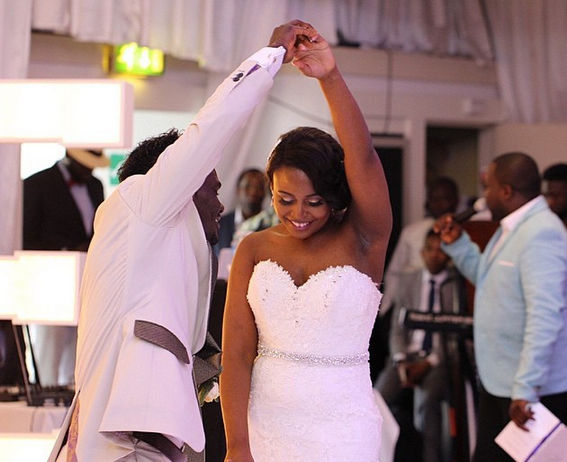 Joseph Yobo's Brother - Gideon Weds Blessing LoveweddingsNG10