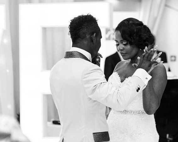 Joseph Yobo's Brother - Gideon Weds Blessing LoveweddingsNG11