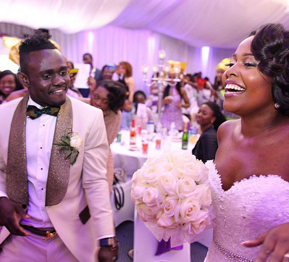 Joseph Yobo's Brother - Gideon Weds Blessing LoveweddingsNG14