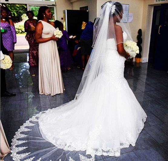 Joseph Yobo's Brother - Gideon Weds Blessing LoveweddingsNG2