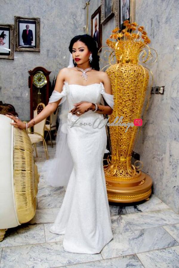 Khadijah Ahmadu Ali weds Prince Abdul Ogohi LoveweddingsNG
