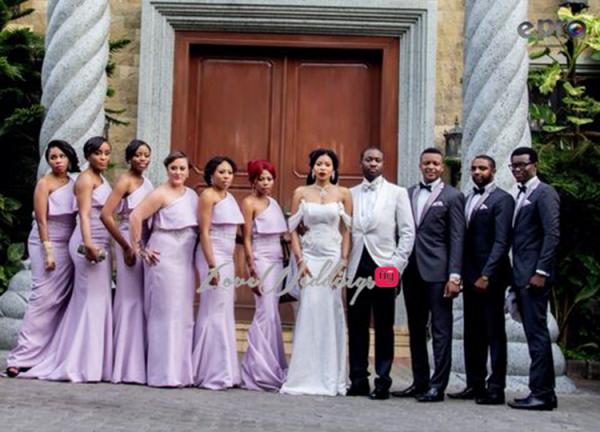 Khadijah Ahmadu Ali weds Prince Abdul Ogohi LoveweddingsNG15