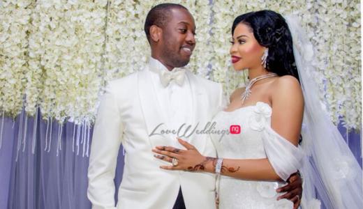Khadijah Ahmadu Ali weds Prince Abdul Ogohi LoveweddingsNG7