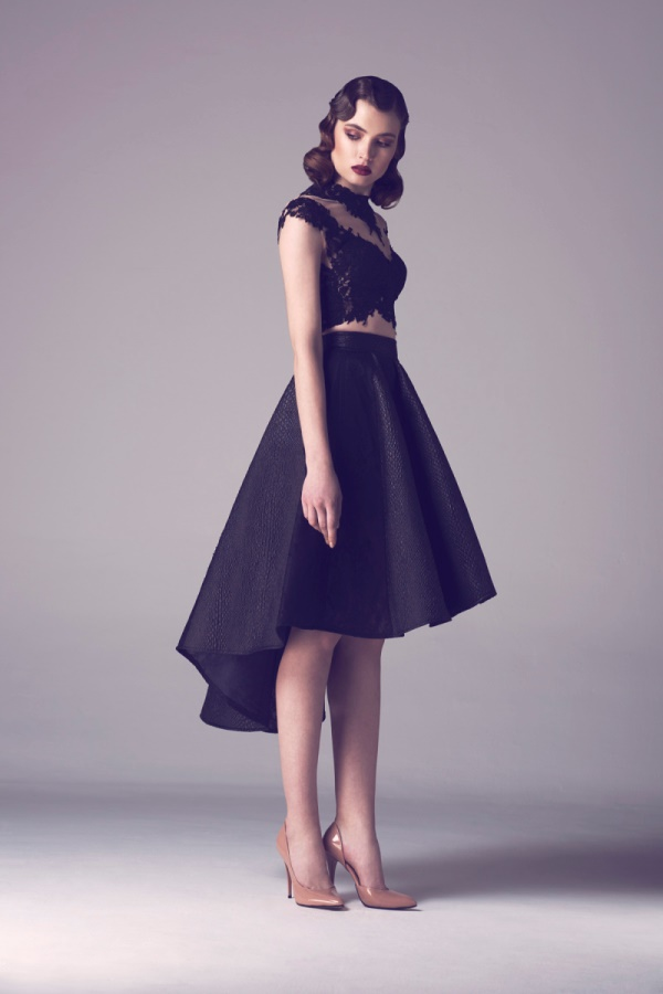 Little Black Dress Spring Summer 2015 Collection LoveweddingsNG31