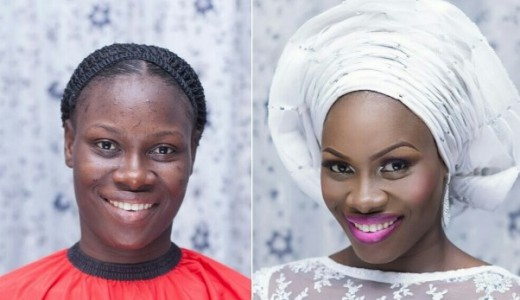 LoveweddingsNG Before meets After Makeovers - Ara by Laide