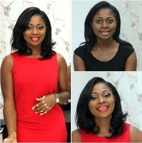 LoveweddingsNG Before meets After Makeovers - Makeup by Ashabee