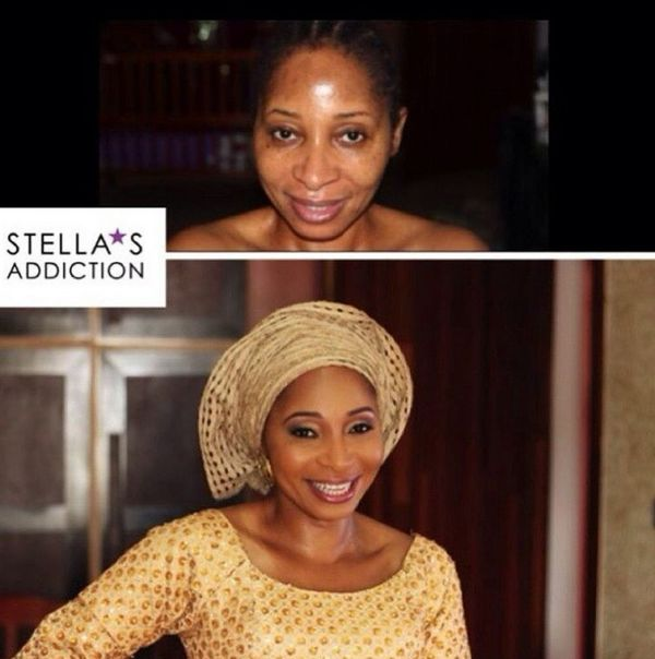 LoveweddingsNG Before meets After Makeovers - Stellas Addiction