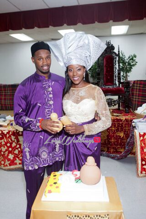 LoveweddingsNG Chris and Joanne Tillman Traditional Wedding18
