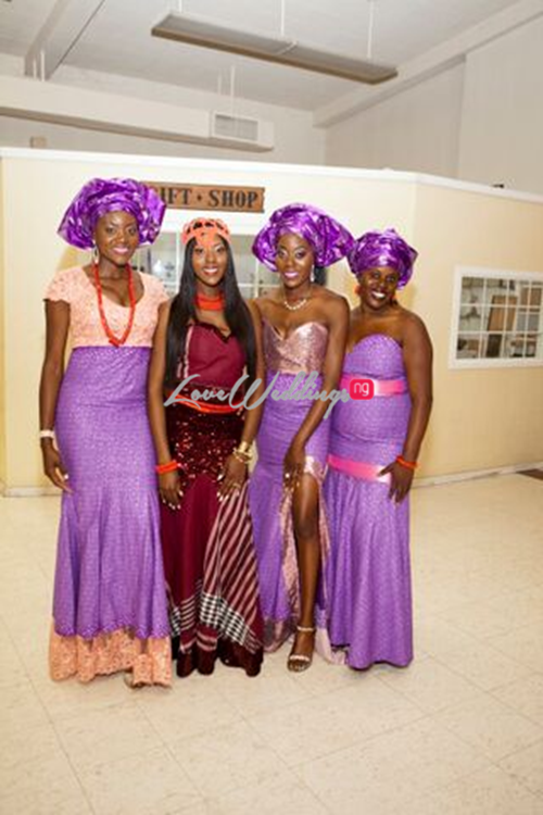 LoveweddingsNG Chris and Joanne Tillman Traditional Wedding7