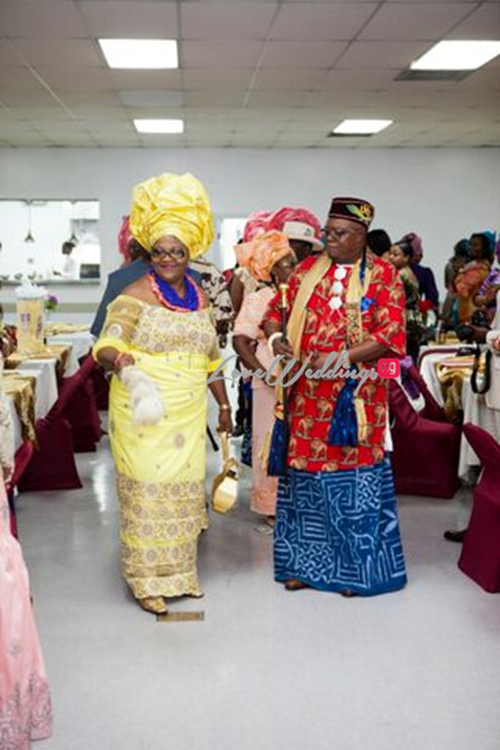 LoveweddingsNG Chris and Joanne Tillman Traditional Wedding8