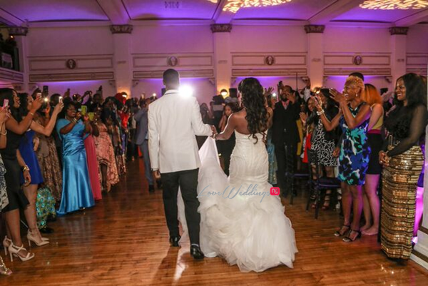 LoveweddingsNG Chris and Joanne Tillman White Wedding2