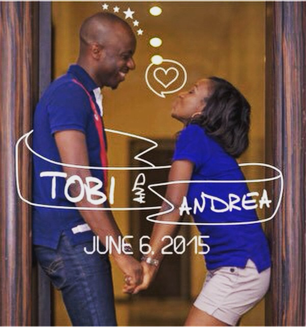 LoveweddingsNG Nigerian Save The Date Inspiration Tobi and Andrea