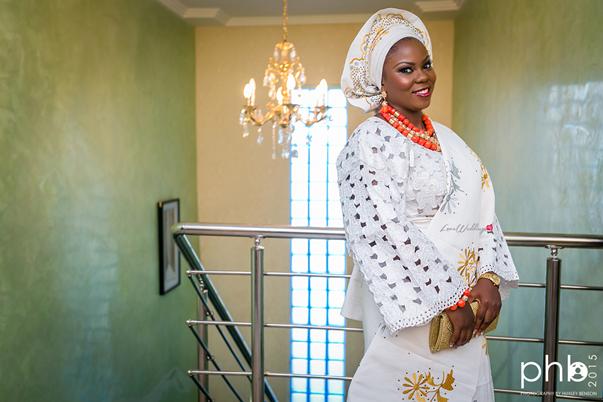 LoveweddingsNG Nigerian Traditional Bride