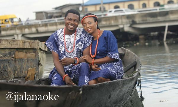 LoveweddingsNG Traditional Prewedding Shoot Ijanla Oke
