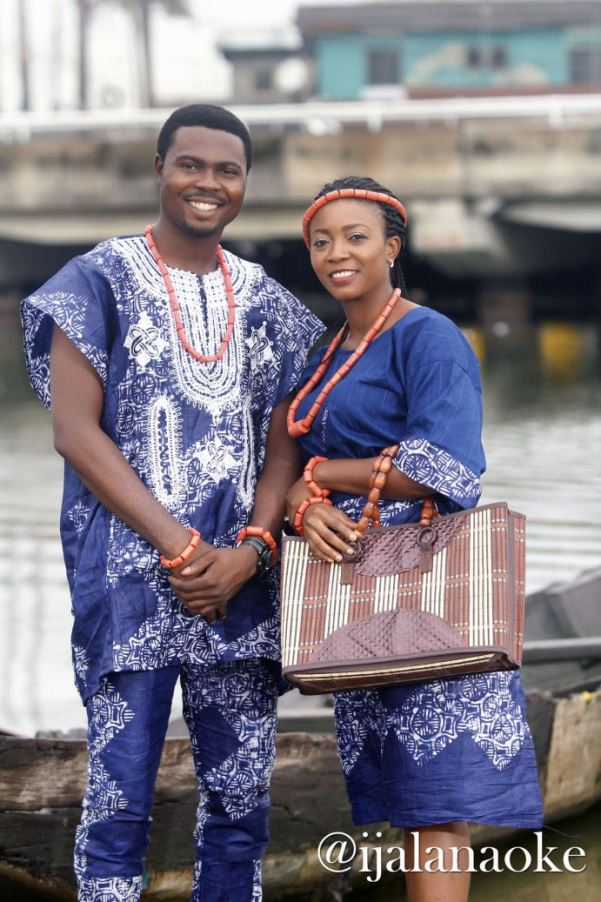 LoveweddingsNG Traditional Prewedding Shoot Ijanla Oke1