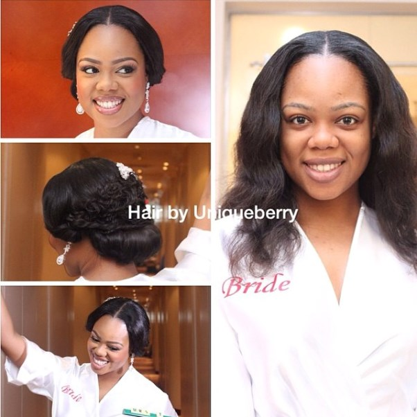 Loveweddingsng Bridal Looks - Faceville Makeovers