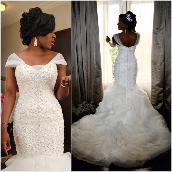 Nigerian Bridal Hair Inspiration LoveweddingsNG - BMPro1