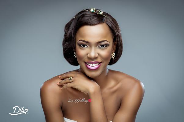 Nigerian Bridal Inspiration LoveweddingsNG Diko Photography