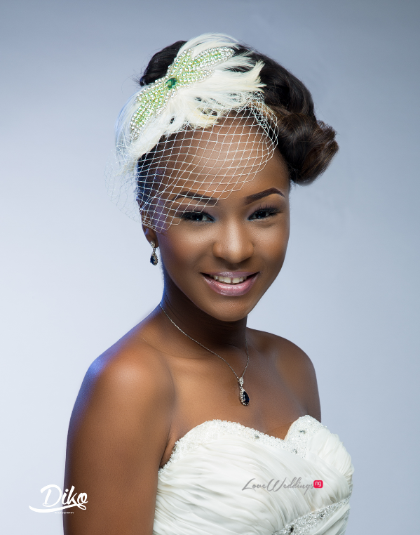 Nigerian Bridal Inspiration LoveweddingsNG Diko Photography1