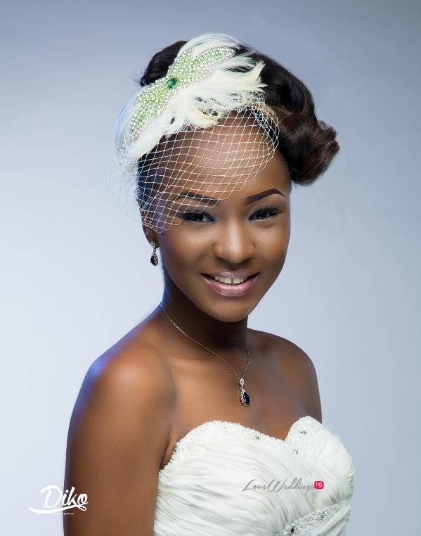 Nigerian Bridal Inspiration LoveweddingsNG Diko Photography1