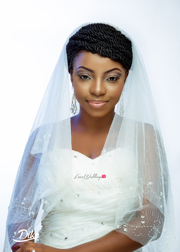 Nigerian Bridal Inspiration LoveweddingsNG Diko Photography4
