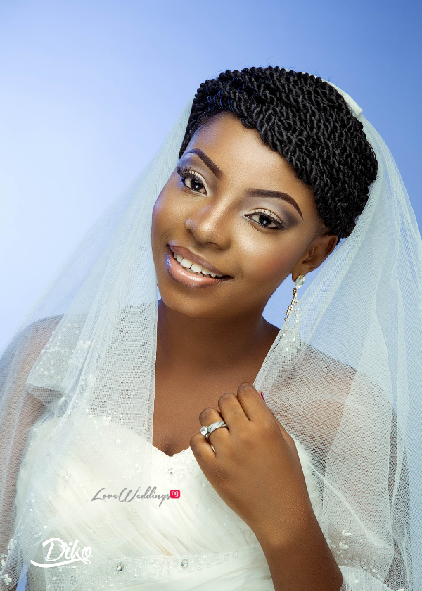 Nigerian Bridal Inspiration LoveweddingsNG Diko Photography5