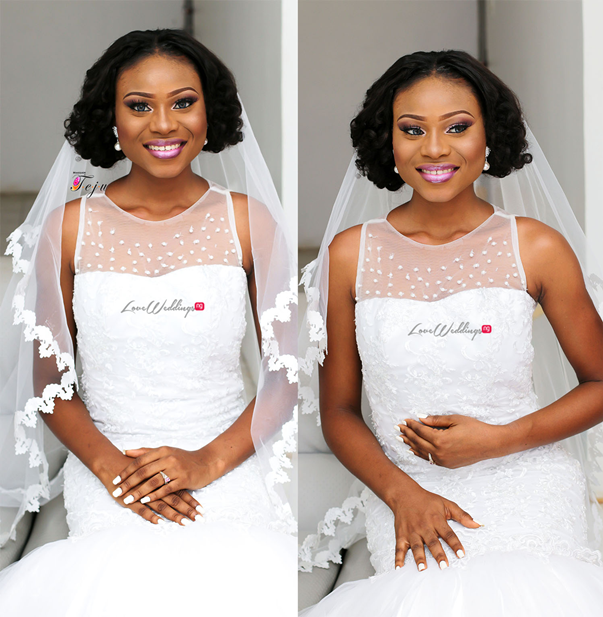 Nigerian Bridal Inspiration LoveweddingsNG1