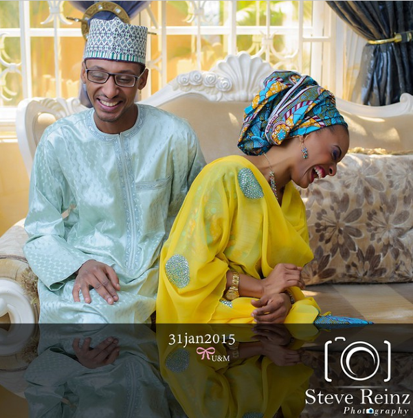 Nigerian Tribal Prewedding - LoveweddingsNG Steve Reinz Photography