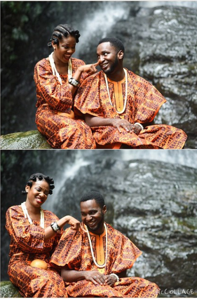 Nigerian Tribal Prewedding Shoot - The Debola Styles LoveweddingsNG1