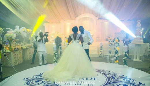 Nigerian Wedding Dance Floors - Nwandos Signature LoveweddingsNG1