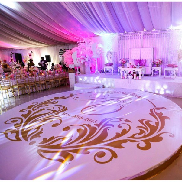 Nigerian Wedding Dance Floors - Nwandos Signature LoveweddingsNG3