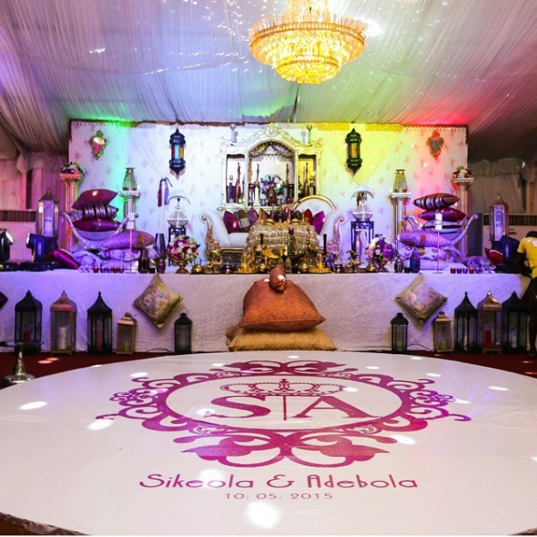 Nigerian Wedding Dance Floors - Nwandos Signature LoveweddingsNG5