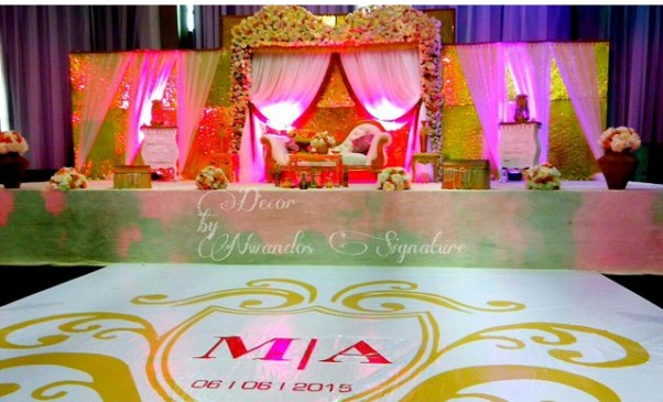 Nigerian Wedding Dance Floors - Nwandos Signature LoveweddingsNG9