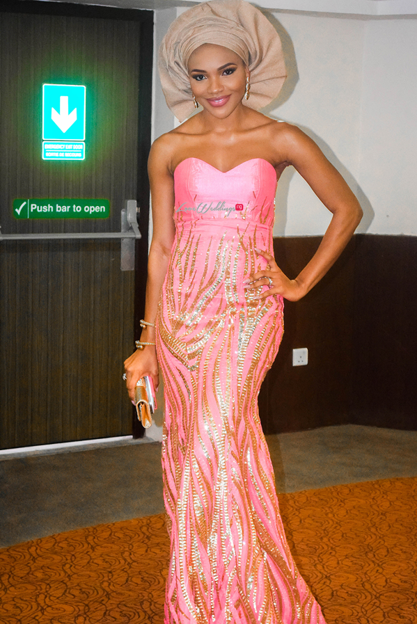 Nigerian Wedding Guest - Anita Uwagbale LoveweddingsNG13