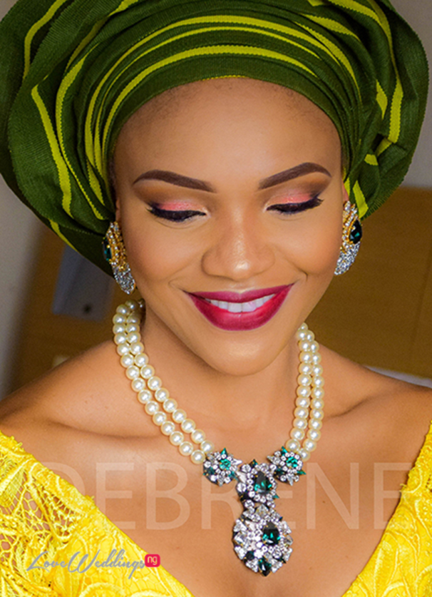 Nigerian Wedding Guest - Anita Uwagbale LoveweddingsNG2