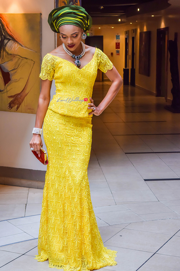 Nigerian Wedding Guest - Anita Uwagbale LoveweddingsNG5