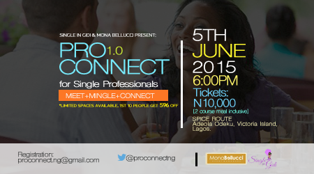 Pro Connect LoveweddingsNG