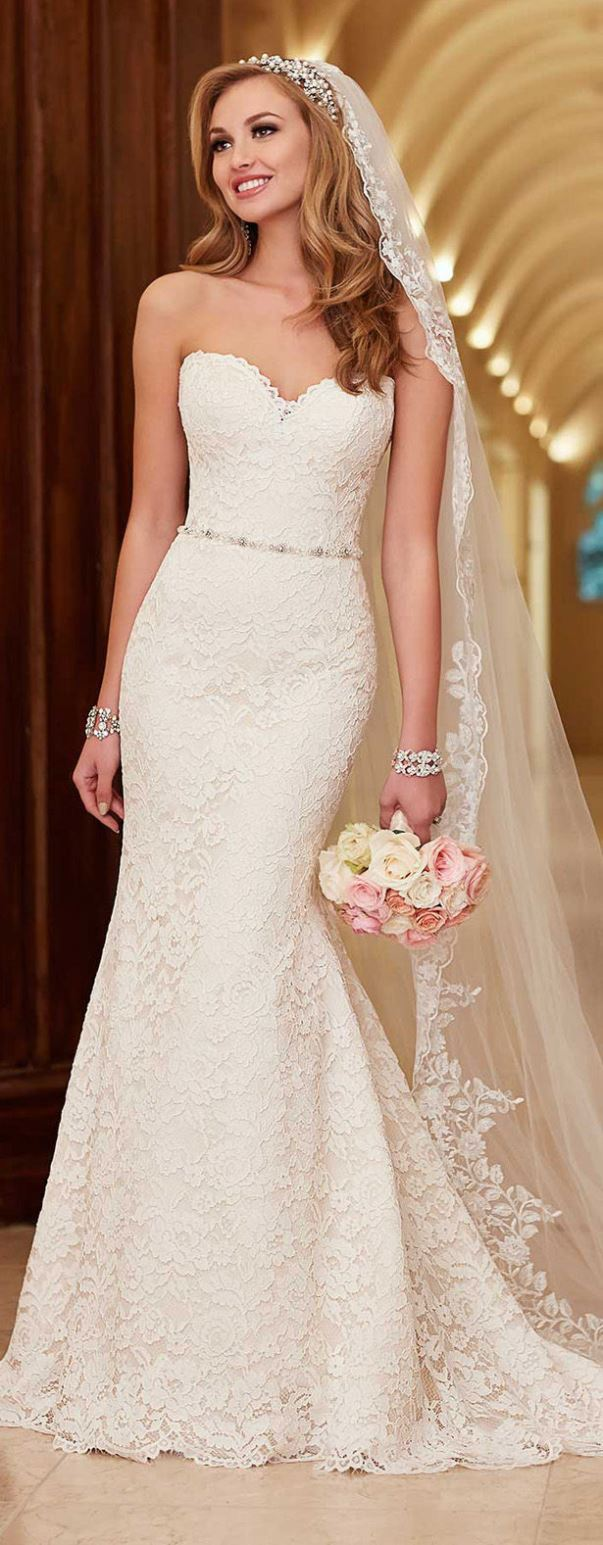 Stella York 2016 Bridal Collection LoveweddingsNG11