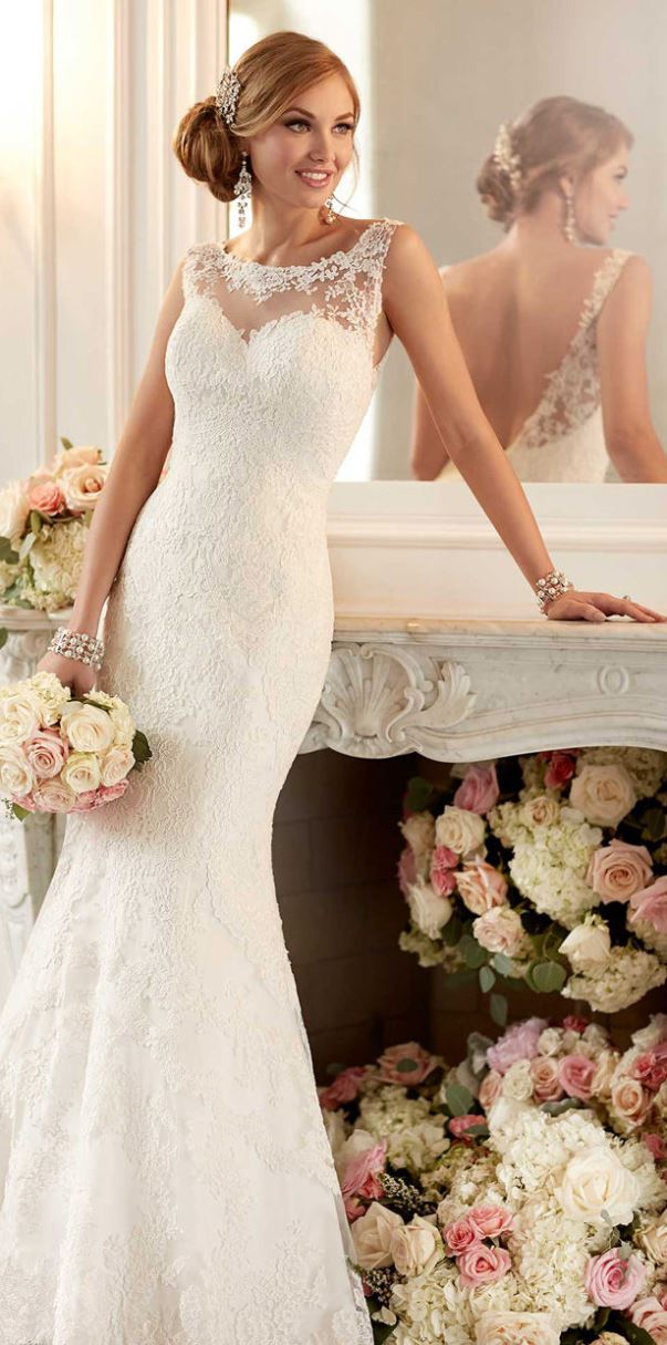 Stella York 2016 Bridal Collection LoveweddingsNG14