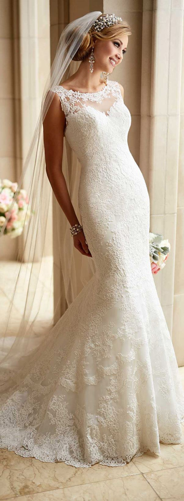 Stella York 2016 Bridal Collection LoveweddingsNG15