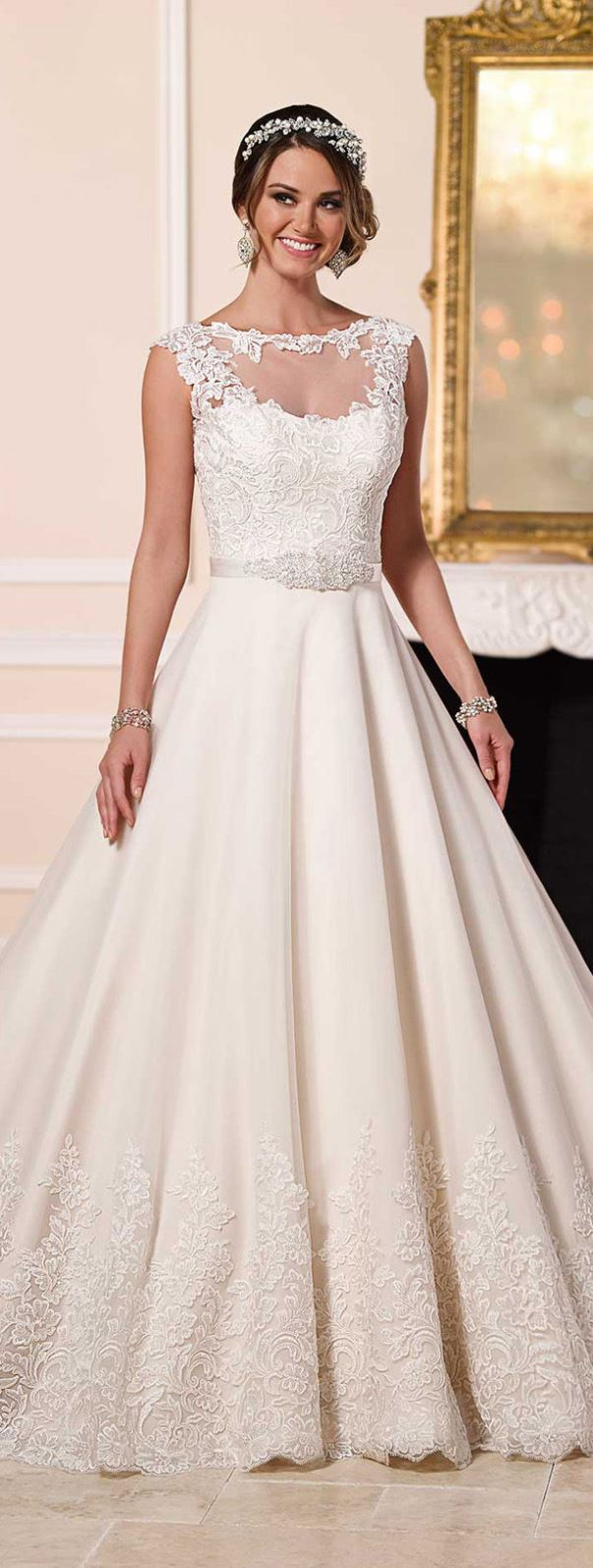 Stella York 2016 Bridal Collection LoveweddingsNG28
