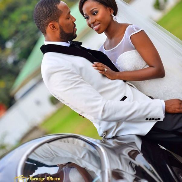Adanma Ohakim and Amaha White Wedding LoveweddingsNG2