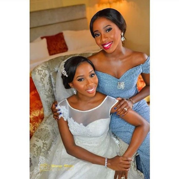 Adanma Ohakim and Amaha White Wedding LoveweddingsNG3