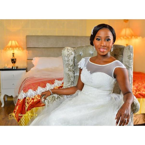 Adanma Ohakim and Amaha White Wedding LoveweddingsNG6