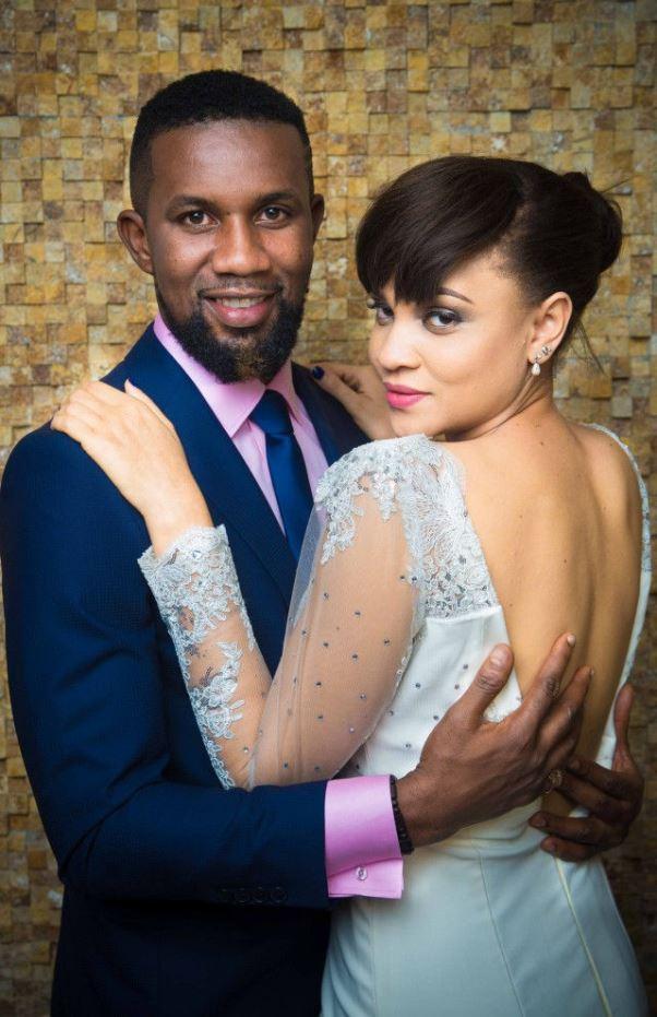 DJ TTB weds Gwen Nebedum Prewedding LoveweddingsNG10