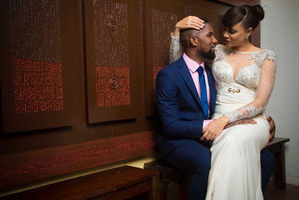 DJ TTB weds Gwen Nebedum Prewedding LoveweddingsNG7