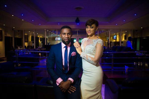 DJ TTB weds Gwen Nebedum Prewedding LoveweddingsNG9