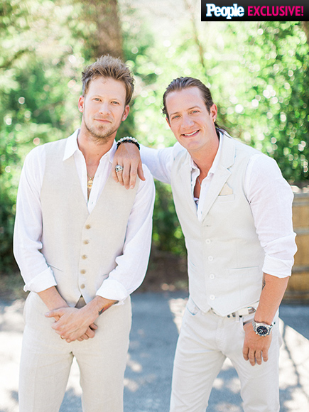 Florida  Georgia Line Singer - Tyler Hubbard weds Hayley Stommel LoveweddingsNG2
