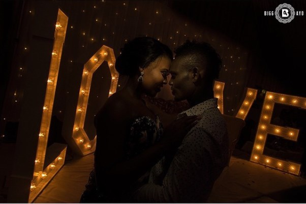 Gideon Yobo weds Blessing Akpan LoveweddingsNG10